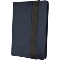 Bytech Universal 7 in. Tablet Case (Navy) - UNI-7-NVY / UNI7NVY - IN STOCK