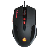 AZiO Levetron Laser Gaming Mouse - GM-2000 / AGM2000 - IN STOCK