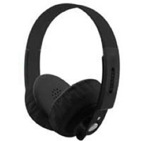 Sentry Fatboys On Ear Headphones (Black) - HO866 - IN STOCK
