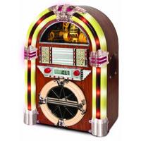 Sound Logic Vintage 50s Style Jukebox CD/Radio - VJB-1/5715 / VJB15715 - IN STOCK
