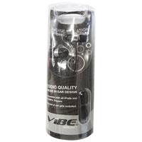 Vibe Sound In-Ear Headphone (Black) - VS-76-BLK / VS76BLK - IN STOCK