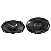 Pioneer 6 x 9 in. 400W, 3-Way Speakers - TS-A6965R / TSA6965 - IN STOCK