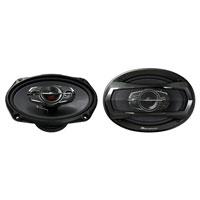 Pioneer 6 x 9 in. 550W, 4-Way Speakers - TS-A6985R / TSA6985 - IN STOCK