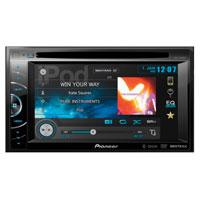 Pioneer 6.1 in. Indash CD/DVD Multimedia Bluetooth DVD Receiver - AVH-X2500BT / AVHX2500 - IN STOCK