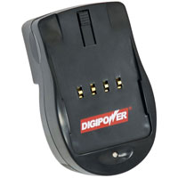 Digipower Travel Charger & Battery for Nikon� - DSLR-500N / DSLR500N - IN STOCK