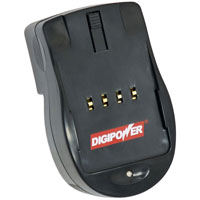 Digipower Travel Charger & Battery for Canon� - DSLR-500C / DSLR500C - IN STOCK