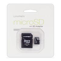 Unirex 8GB MicroSD Card - MSU082 - IN STOCK