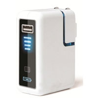 Unirex 2-in-1 USB Charger Kit with Back-up Battery - USC-01BB / USC01BB - IN STOCK
