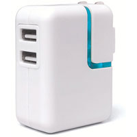 Unirex Power Adapter with 2 USB Ports - USC02A - IN STOCK