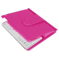 Hype All-in-One Bluetooth Workstation for New iPad (Pink) - HY-1025-BT-PNK / HY1025BTPNK - IN STOCK