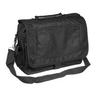 Technology Marketing Nylon Laptop Carrying Case (Black) - TRAVL0055 - IN STOCK