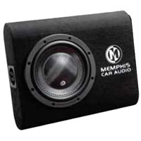 Memphis Audio 12 in. Ported Subwoofer Enclosure - 15-PEMR1X12 / 15PEMR1X12 - IN STOCK