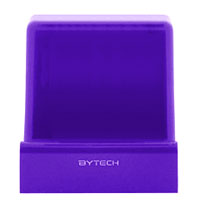 Bytech Universal 3.5 Tablet/Phone Speaker (Purple) - 3.5005 / 35005 - IN STOCK