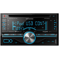 Kenwood Double Din CD Receiver with USB/AUX/SiriusXM Ready - DPX-300U / DPX300 - IN STOCK