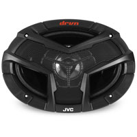 JVC 6 x 9 in. 400W, 3-Way Speakers - CS-V6938 / CSV6938 - IN STOCK
