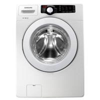 Samsung WF361BVBEWR 3.6 Cu. Ft. White Front Load Washer - WF361BVBEWR - IN STOCK