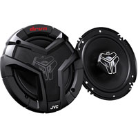 JVC 6-1/2 in., 250 Watts, 2 Way Speakers - CS-V628 / CSV628 - IN STOCK