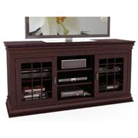 Corporate Images 68 in. Dark Wood Veneer TV Stand - TCN-132-B / TCN132B - IN STOCK