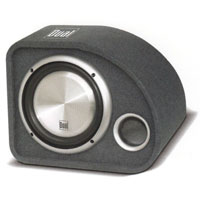 Dual 10 in. Subwoofer Ported Enclosure - SBX101 - IN STOCK