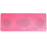 iLuv MobiTour Portable Bluetooth Wireless Stereo Speaker - ISP202PNKN - IN STOCK