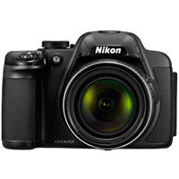Nikon CoolPix, 18 Megapixel, 42x Optical Zoom, Digital Camera - P520BK - IN STOCK