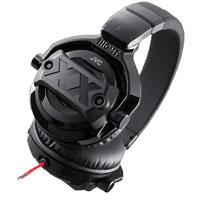 JVC Ultimate DJ Headband On Ear Headphones - HA-MR77X / HAMR77X - IN STOCK