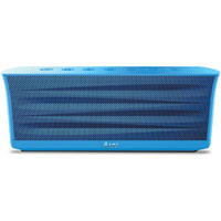 iLuv Rechargeable Splash-resistant Stereo Bluetooth Speaker with Jump-Start Technology - ISP233BLU - IN STOCK