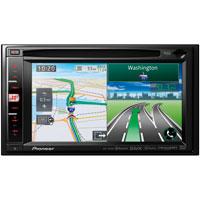 Pioneer 6.1 in. In-Dash Navigation AV Receiver - AVIC-X950BH / AVICX950 - IN STOCK