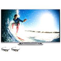 Sharp LC60LE857 60 in. 240Hz 1080p LED 3D Smart TV - LC-60LE857U / LC60LE857 - IN STOCK