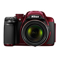 Nikon CoolPix, 18 Megapixel, 42x Optical Zoom, Digital Camera - P520RD / P520RD - IN STOCK