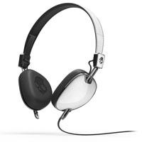 Skull Candy Navigator Headphones with Mic - White - S5AVDM074 - IN STOCK
