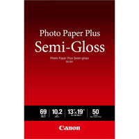 Canon Photo Paper Plus Semi-Gloss 13 in. x 19 in. - SG-201 / SG201 - IN STOCK