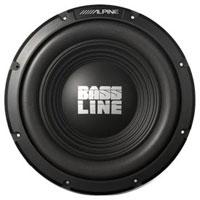 Alpine 12 in. SVC 750W Bass Line Subwoofer - SWA-12S4 / SWA12S4
