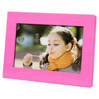 Coby 7 in. Widescreen Digital Photo Frame (Pink) - DP700PNK - IN STOCK
