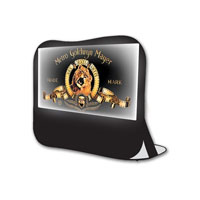 Sima 84 in. Pop-Up Style Video Screen - MGMPOP84 - IN STOCK
