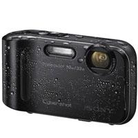 Sony Cyber-Shot 16.1 Megapixel Digital Camera (Black) - DSC-TF1/B / DSCTF1B - IN STOCK