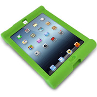Digital Gadgets Crash Case for iPad 2/3/4 (Green) - DGIPA3CSPCGR - IN STOCK
