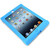 Digital Gadgets Crash Case for iPad 2/3/4 (Blue) - DGIPA3CSPC-BL / DGIPA3CSPCBL - IN STOCK