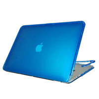 Hard Candy 13 in. Macbook Pro Retina Hard Case (Blue) - MBPRO13BLU - IN STOCK