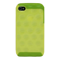 Hard Candy Bubble Case for the iPhone 4S - BC4G-GRN / BC4GGRN - IN STOCK