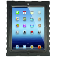 Hard Candy ShockDrop Case for New iPad and iPad 4 - SDIPAD3BLGRY - IN STOCK