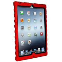 Hard Candy ShockDrop Series Case for Apple iPad Mini Red/Black - SDIPADMINIRD - IN STOCK