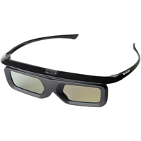 Sharp Active 3D Bluetooth Glasses - AN3DG40 - IN STOCK