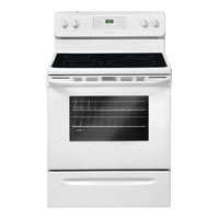 Frigidaire FFEF3018LW 5.3 Cu. Ft. White Freestanding Range  - FFEF3018LW - IN STOCK
