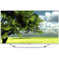LG 55LA7400 55 in. Class Cinema 3D 1080P TruMotion 240Hz LED Smart TV - 55LA7400 - IN STOCK