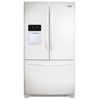 Frigidaire Gallery FGHB2866PP 27.7 Cu. Ft. White French Door Refrigerator - FGHB2866PP - IN STOCK