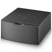 Samsung 15 in. Pedestal for Washers or Dryers (Stratus Grey) - WE357A0G / WE357A0G - IN STOCK