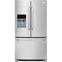Frigidaire FFHB2740PS 26.7 Cu. Ft. Stainless French Door Refrigerator - FFHB2740PS - IN STOCK