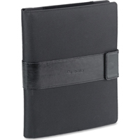 Solo Classic Black Universal Fit Tablet/eReader Booklet - CLS2234 - IN STOCK