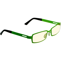VC Eyewear Gamers Edge Neon Green Eyewear - GE 600N / GE600N - IN STOCK